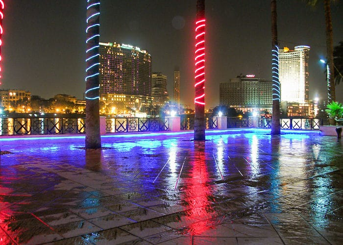 Cairo at Night, Egypt christmas tours