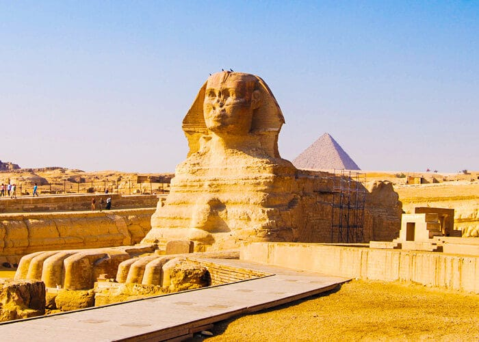 4 days in cairo
