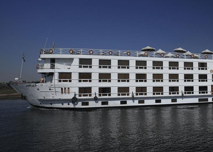 Iberotel Crown Emperor Nile Cruise