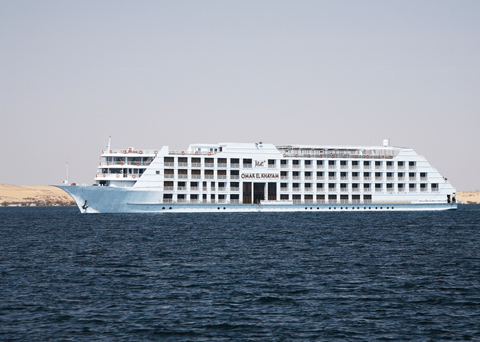 lake nasser cruise