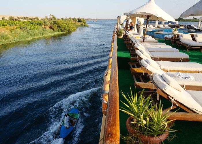 Luxor Aswan Nile Cruise