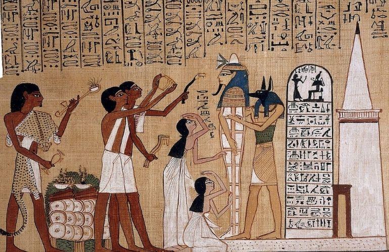 Ancient Egyptian Immortality