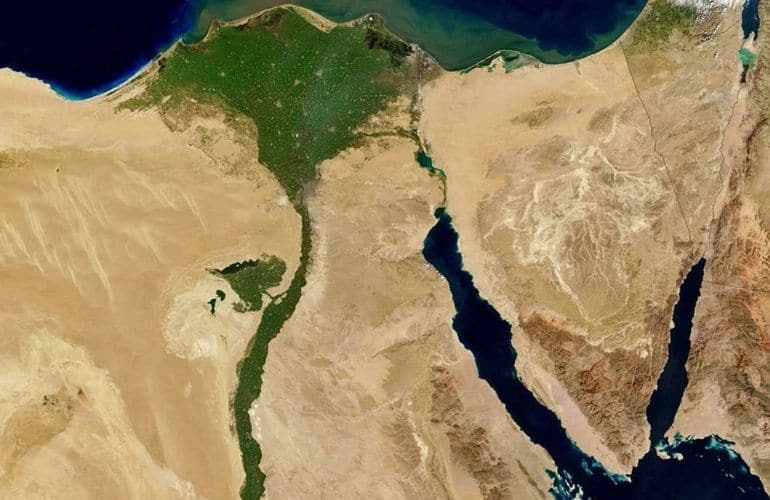 Basin and Nile Valley