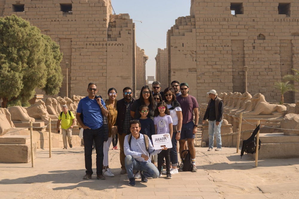 egypt small group tours