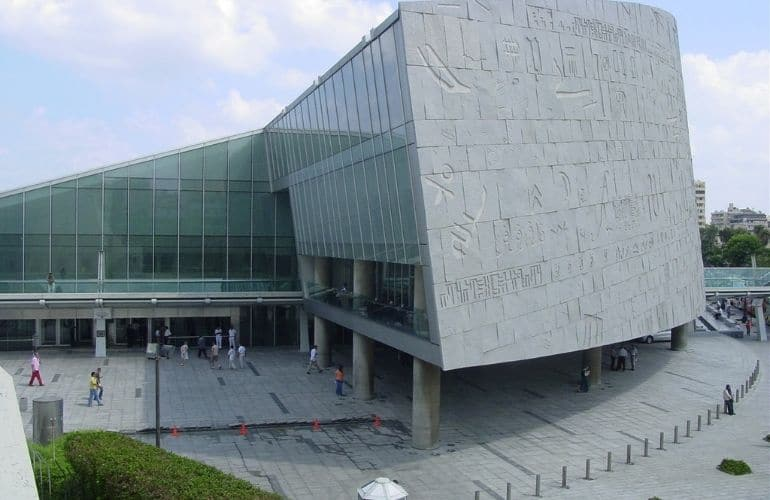 Library of Alexandria constructions