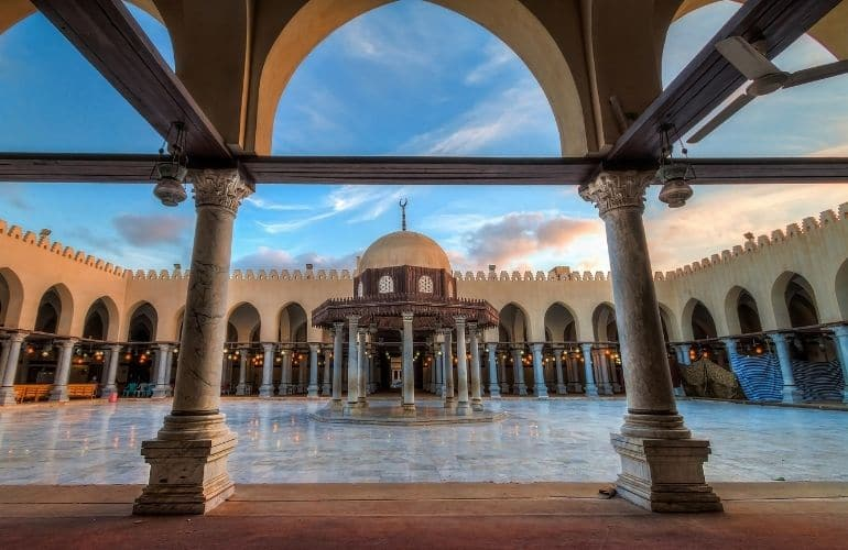 Mosque of Amr Ibn Al As