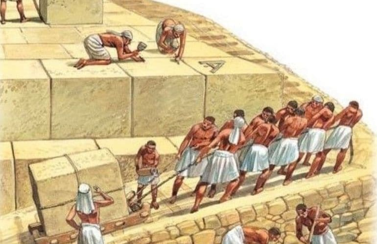The Great Construction of Ancient Egypt