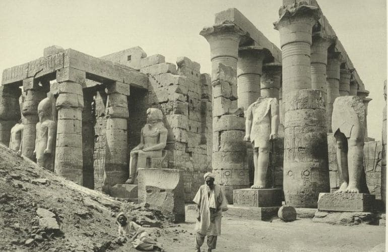 The History of Luxor