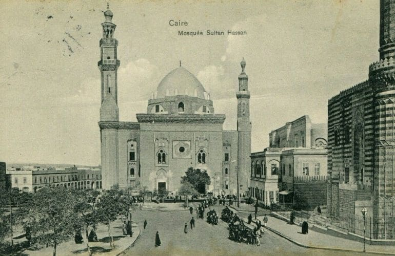 The History of Sultan Hassan Mosque