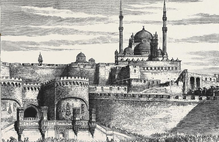The History of The Citadel of Saladin