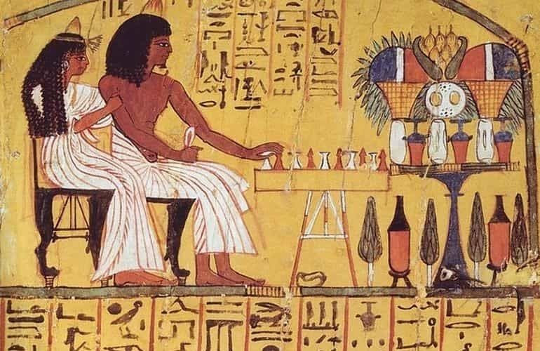 The Inventions of the Ancient Egyptians