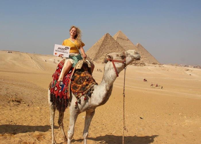 Pyramids of Giza Camel Rides, luxor aswan tour