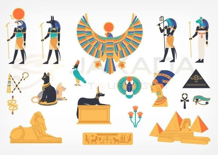 Egyptian Symbols and their meanings
