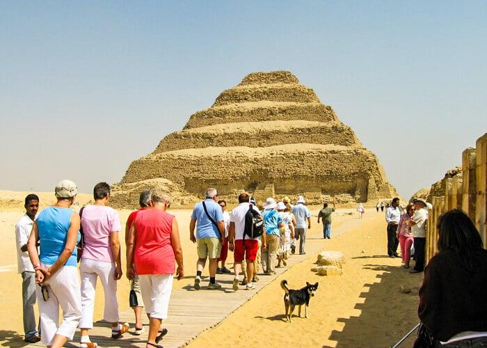 Step Pyramid of Zoser